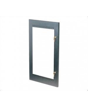 Zip Rack 9U Perspex 483mm Rack Door