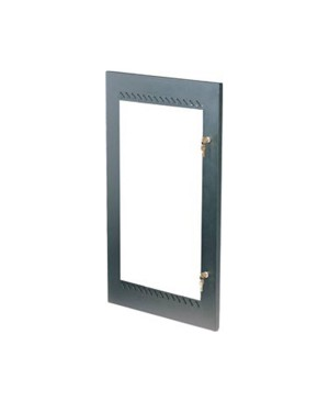 Zip Rack 12U Perspex 19 Inch Rack Door H5712A