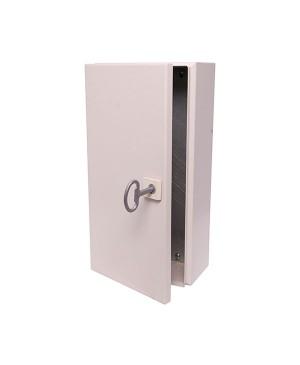 Altronics 200x120x400mm IP65 Lockable Steel Utility Wall Cabinet H7904