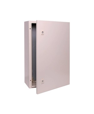 400x200x60cm IP54 Lockable Steel Utility Wall Cabinet H7910