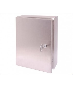200x150x300 IP66 Stainless Steel Lockable Wall Cabinet