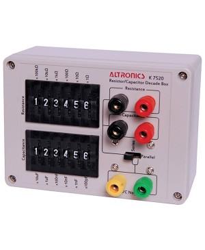 Altronics Resistor/Capacitor Decade Box Kit K7520