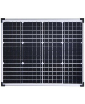 Powerhouse 40W 12V Monocrystalline Solar Panel N0040F