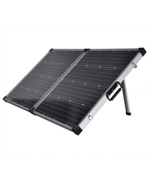 Powerhouse 130W 12V Folding Portable Solar Panel N1130F