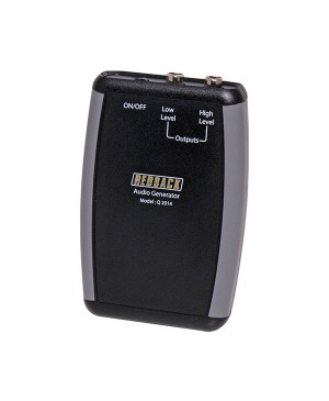 Redback Handheld 1KHz Audio Signal Generator Q2014 Made in Australia