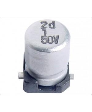 2.2uF 35V SMD Bipolar Capacitor Reel 2K