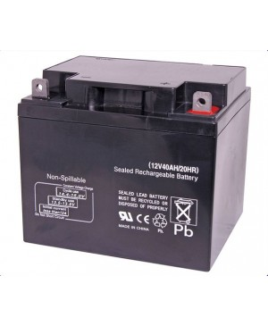 12V 40Ah Sealed Lead Acid (SLA) Battery S5113D