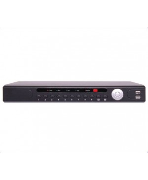 8 Channel 1080p PoE Network Video Recorder