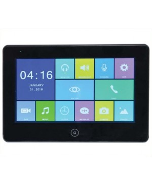 Modular 18cm Touchscreen Video Door Intercom Monitor S9395