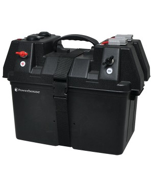 Powerhouse 12V Portable Battery Power Box T5098