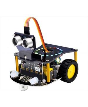 Micro:bit STEM Mini Smart Robot Car V2.0 Z6454
