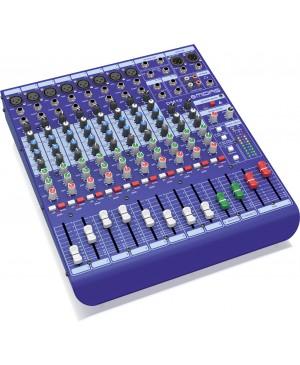 Midas 12 Input Analog Live & Studio Mixer, Midas Microphone Preamplifiers DM12
