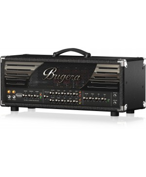 Bugera 333XL INFINIUM 120W 3-Ch Tube Amplifier Head,Rvb