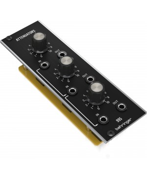 Behringer 995 Analog Attenuator Module For Eurorack