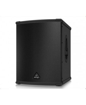 Behringer B1500XP Active PA Subwoofer,3000W,38cm Crossover