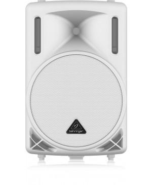 "Behringer B212D-WH Active 550-Watt 2-Way PA Speaker System, 12"" Woofer"
