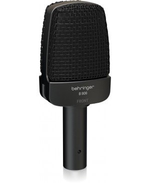 Behringer B906 Dynamic Microphone For Instrument, Vocal Applications