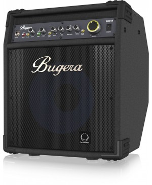 "Bugera BXD12A 1000W Bass Amplifier, 12"" Aluminum Speaker"