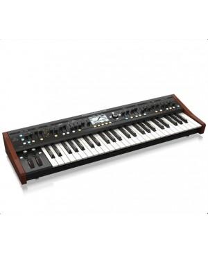 Behringer DEEPMIND12 12-Voice Polyphon Synthesizer,4 FX