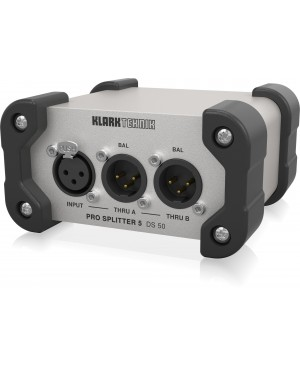 KLARK TEKNIK DS 50 Passive 1-In 5-Out Signal Splitter
