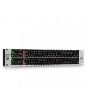 Behringer FBQ3102HD Hi-Def 31-Band Stereo Graphic Equalizer