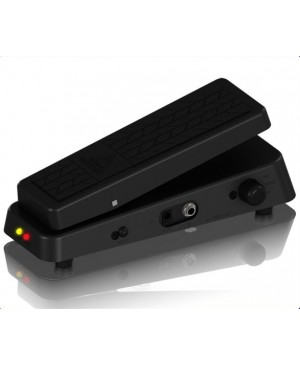 Behringer HB01 Hellbabe Wah-Wah Pedal, Optical Control