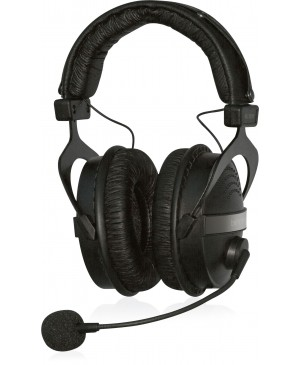 Behringer HLC660M Multipurpose Headphones with Built-in Microphone