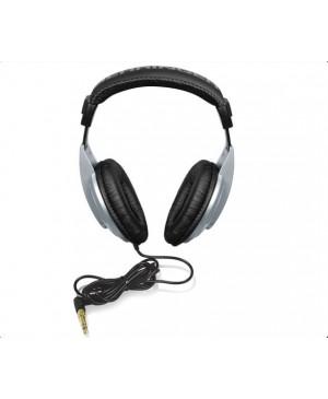 Behringer HPM1000 Studio Recording DJ Headphones, Silver