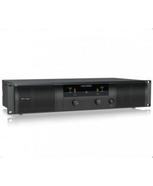 Behringer NX1000 Lightweight 1000W Class-D Power Amplifier