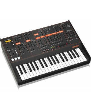 Behringer ODYSSEY Analog Synthesizer,37 Full-Size Keys