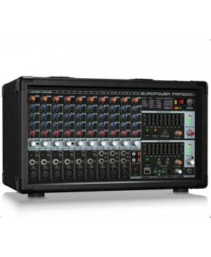 Behringer PMP2000D Powered Mixer 800W 14Ch Mixer + FXs