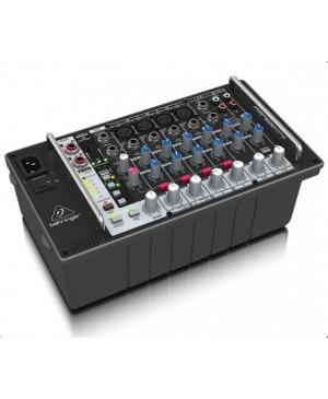Behringer PMP500MP3 Powered Mixer 500W 8Ch MP3 Player Revrb