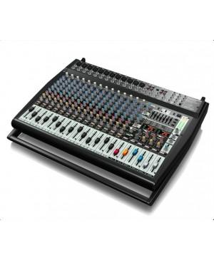 Behringer PMP6000 Powered Mixer 1600W 20Ch Mixer + FXs