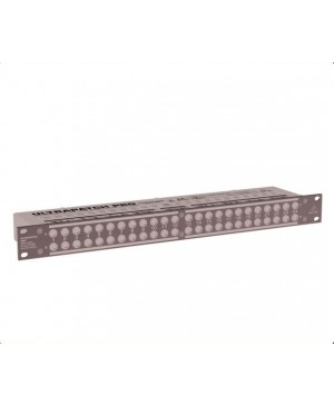 Behringer PX3000 Multi-Function 48-Point 3-Mode Patchbay