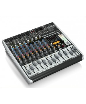 Behringer QX1222USB 16-Input 2/2-Bus Mixer,XENYX Preamp