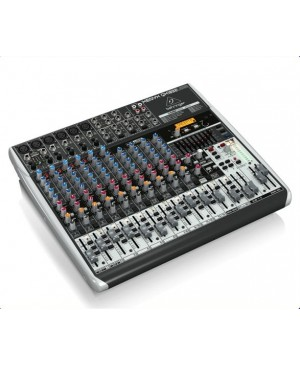 Behringer QX1832USB 18-In 3/2-Bus Mixer,Mic Preamps,FX