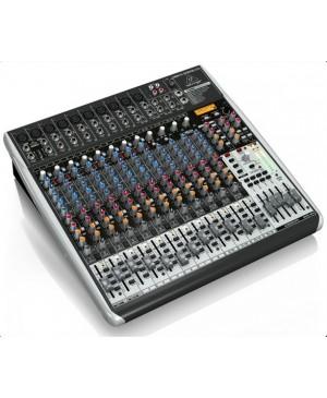 Behringer QX2442USB 24-Input 4/2-Bus Mixer, Mic Preamps,FX