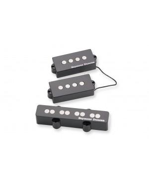 Seymour Duncan Bass Guitar Pickup Quarter Pound P J Set