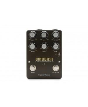 Seymour Duncan Guitar Pedal Diamondhead Distortion+ Boost