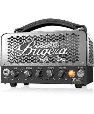 Bugera T5 INFINIUM 5W Cage-Style Tube Amplifier Head