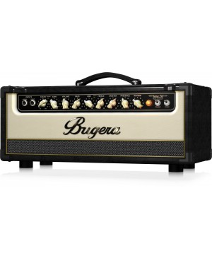 Bugera V22HD INFINIUM 22W Vintage 2-Ch Tube Amplifier Head