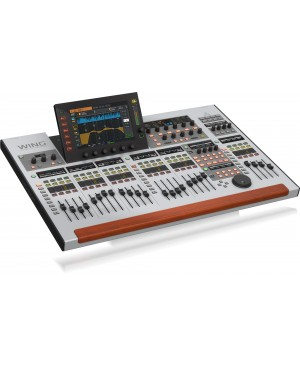 Behringer WING 48-Ch, 28-Bus Full Stereo Digital Mixing Console, 24-Fader