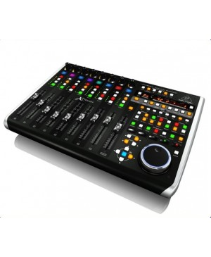 Behringer X-TOUCH Control Surface, 9 Faders,Scribble Strips