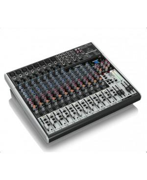Behringer X2222USB 22-Input 2/2-Bus Mixer,XENYX Preamps