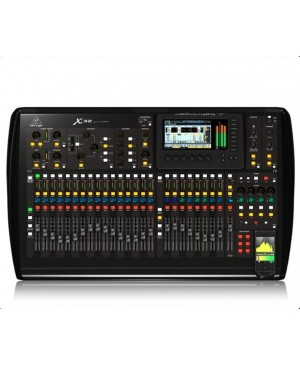 Behringer X32 40-In,25-Bus Digital Mixer,32 Preamp