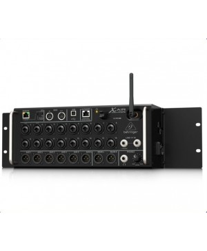 Behringer XR18 18-Ch, 12-Bus Digital Mixer 4 Tablets, Wifi