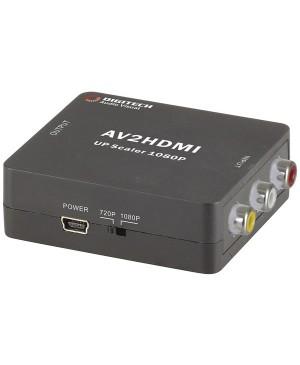 Digitech Composite AV to HDMI Converter AC1722