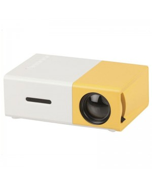 Portable LED Projector, HDMI & USB