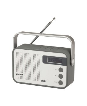 Digitech DAB+ and FM Radio with Bluetooth? Technology AR1692