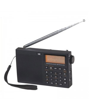 Digitech Pocket World Radio SSB,Ham Radio,Morse,Long Wave,Air AR1780